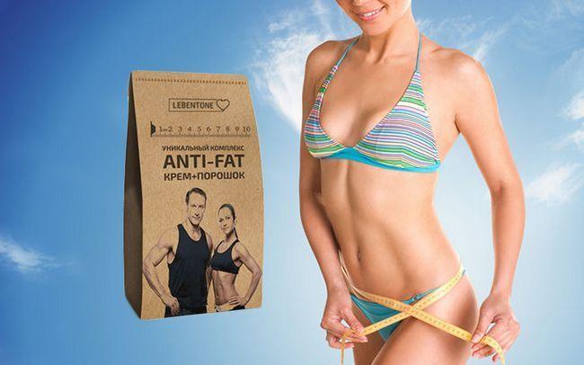Анти фат комплекс для схуднення стрункість за тиждень