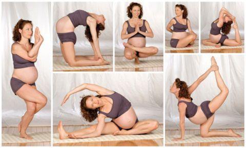 Базові вправи для спини при вагітності