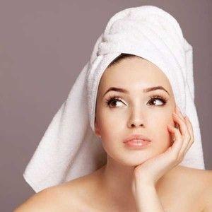 Ополіскування оцтом після фарбування хною або басмою дозволяє отримати більш яскравий колір, поліпшивши при цьому волосся