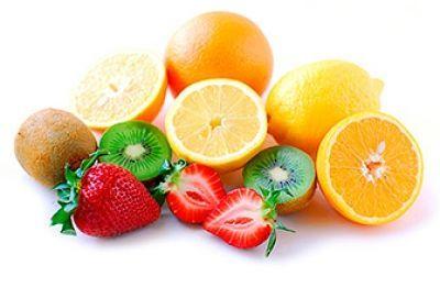 Вітамін С в продуктах