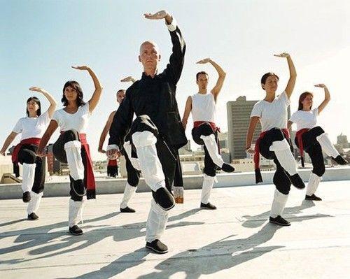 Гімнастика цигун зміцнює і оздоровлює м`язи хребта