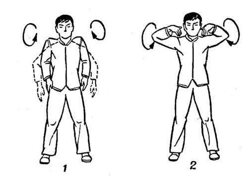 Ефективна гімнастика для хребта і суглобів