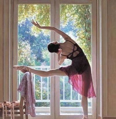 Як залишатися стрункою і красивою - секрети балерин