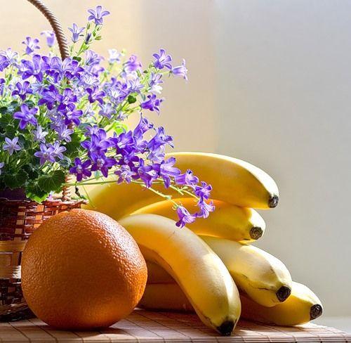 Яка користь від бананів