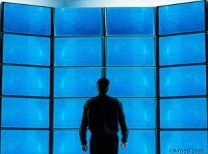 синій спектр світла