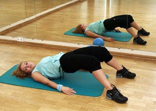 Гімнастика при грижі
