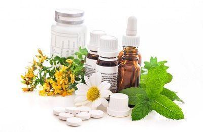 Таблетки і трави