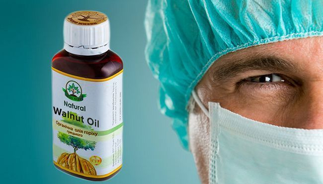 Natural walnut oil від діабету почніть приймати вже сьогодні!