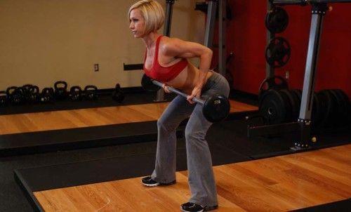 Трохи про вправи для спини