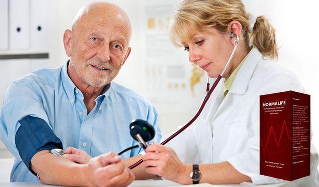 Нормалайф препарат від тиску для профілактики і лікування гіпертонії