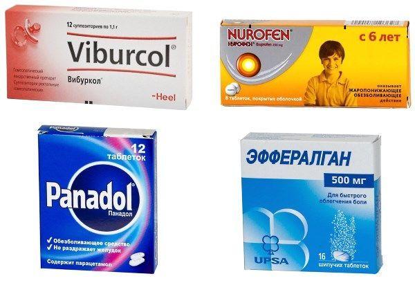 Огляд жарознижуючих засобів для дітей: ефективні, кращі, безпечні препарати