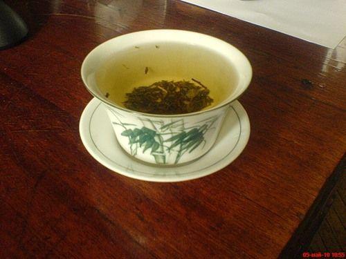 Відмінність чорного чаю від зеленого чаю