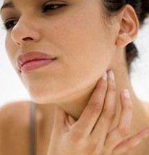 Постійне першіння в горлі і кашель - як лікувати сухість і саднение