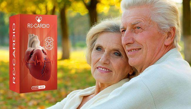 Recardio препарат від тиску і гіпертонії рекардо нормалізує тиск вже після першого застосування