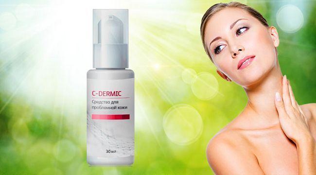 З-дермік від псоріазу сприяє швидкій регенерації шкіри