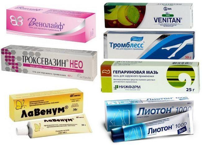 Список препаратів - антикоагулянтів прямої і непрямої дії