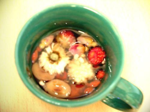 рецепт вітамінного чаю