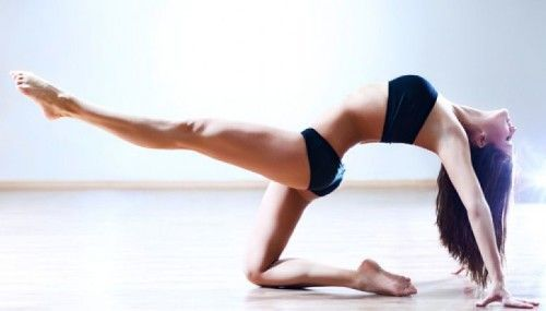 Вправи для красивої постави та рівною спини