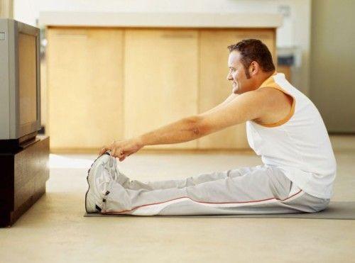 Гімнастика при хребетної грижі
