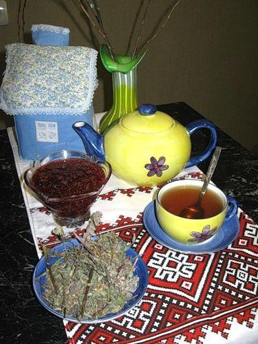 Шлунковий трав`яний чай